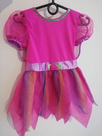 Nowy strój karnawałowy dla dziewczynki