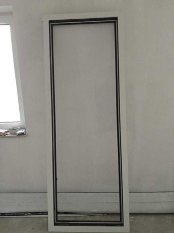 Okno rama drzwi balkonowych PCV