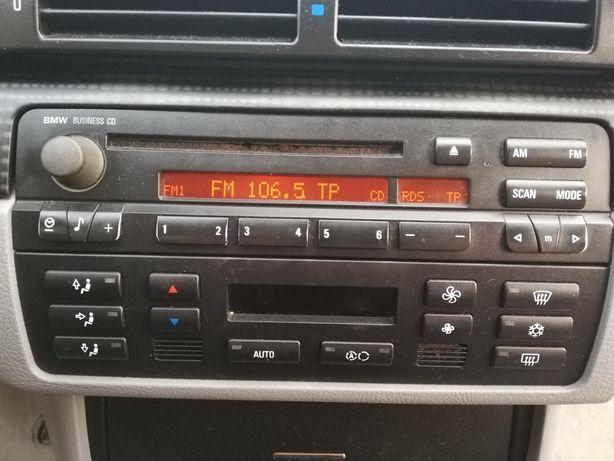 Radio orginalne business cd bmw e46