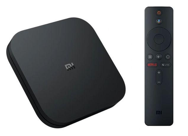 Odtwarzacz multimedialny XIAOMI MI Box S Smart TV