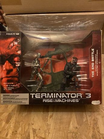 McFarlane diorama Terminator 3 nie neca,sideshow,hot toys,kotobukiya