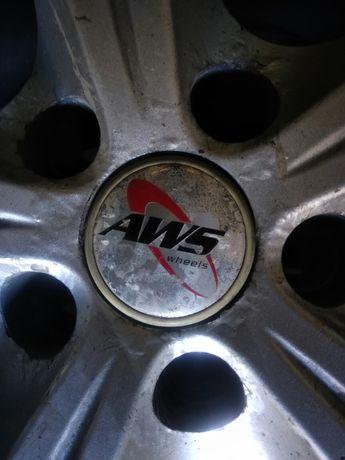 Диски литые AWS R16 б/у по 375грн/шт