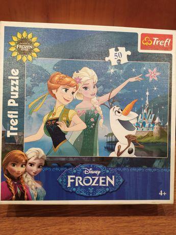 Puzzle Trefl Frozen Disnay