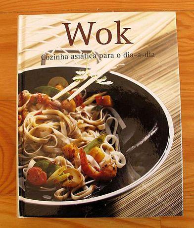 Wok - Cozinha Asiática para o dia-a-dia