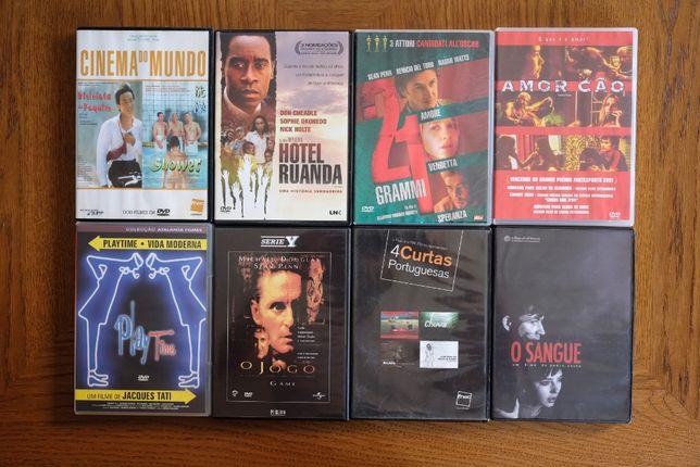 Lote de 16 DVD'S
