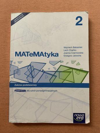 Podręcznik MATeMAtyka szkoła ponadgimnazjalna