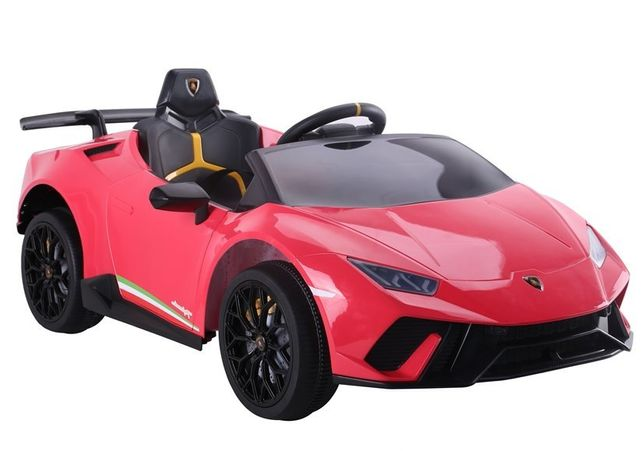 Auto na akumulator Lamborghini Huracan 4x4 Czerwone