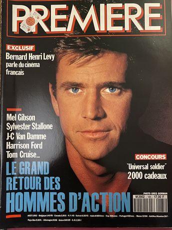 Revista Premiere c/ Mel Gibson