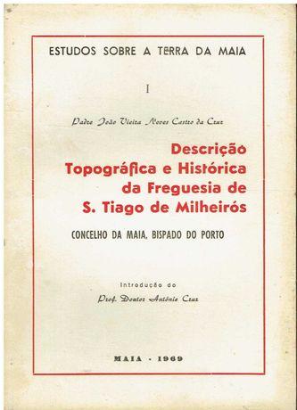 8956 -Descrição topog.. e histórica de S. Tiago de Milheirós (Maia)