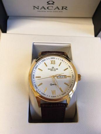 Nowy NACAR Zegarek naręczny Męski
