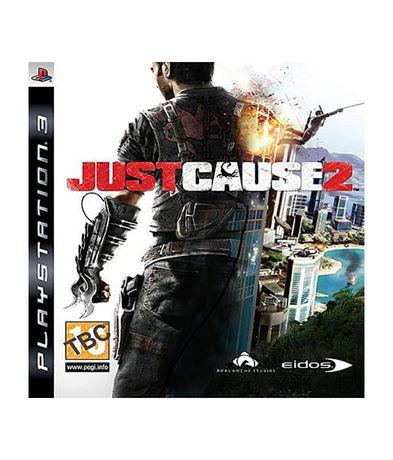Gra Just Cause 2 PS3 - używana