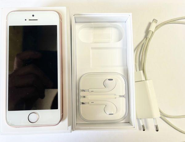 Iphone SE 32 Gb Rose Gold обмен с моей доплатой