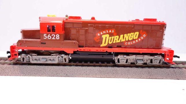 Lokomotywa diesel USA TYCO Durango 5628 skala H0  //43