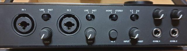 Komplete  Audio 6mkll  Interface Audio