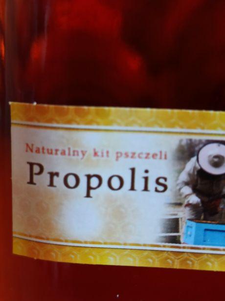 Propolis wyciąg alkocholowy kitu pszczelego