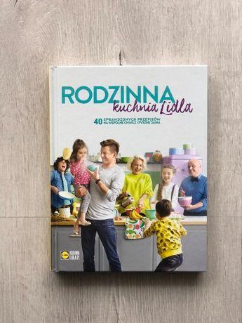 Książka kucharska: Rodzinna kuchnia Lidla