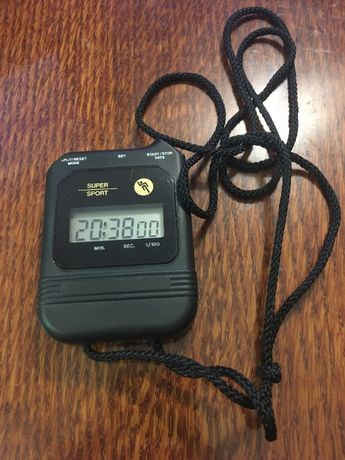 секундомер часы электронный Super Sport