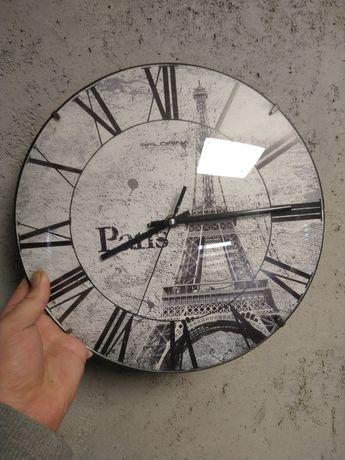 Zegar Paris Paryż wieża Eiffla