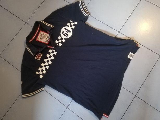 Koszulka polo Racing Clothing Rajdy samochodowe rozmiar L wyscigi