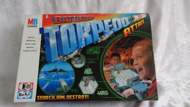 Kolekcjonerska Gra - STATKI-BattleShip Torpedo