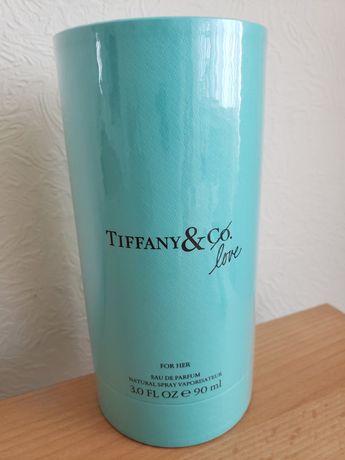 Туплетная вода Tiffany