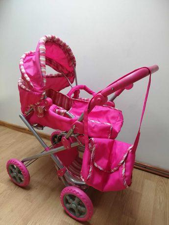 Wózek  i spacerówka dla lalek