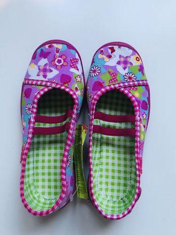 Buty dziewczece Befado