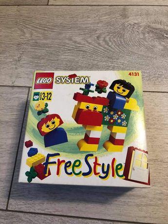 Lego 4131 freestyle basic misb nowy uniakt 1995