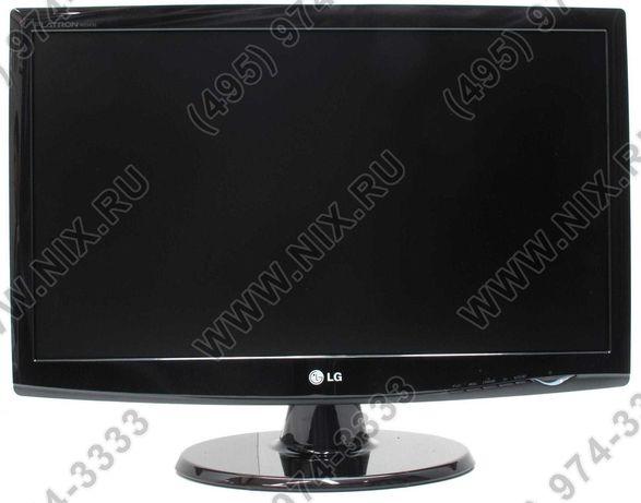 LG Electronics W2343S-PF Full HD 1920x1080 (16:9) Black