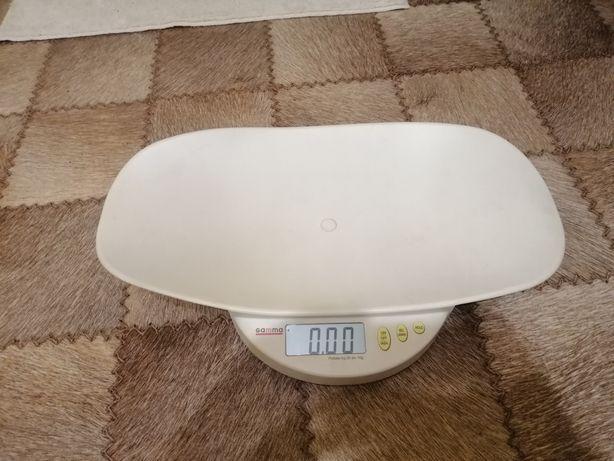 Весы детские для новорождённых