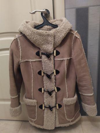 Дублёнка,куртка,пальто, размер М,46.