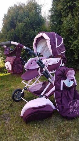 sprzedam wózek do lalek firmy Tako