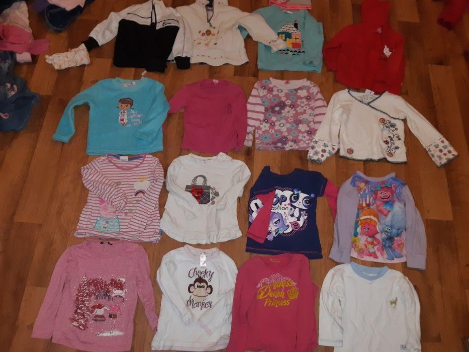 Ubrania jesienne dla Dziewczynki rozm. 104 Kraków - image 1