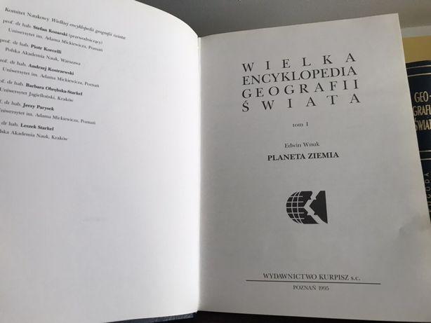 Wielka Encyklopedia Geografii Świata