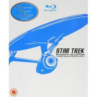 Star Trek: Stardate Collection - Blu-Ray