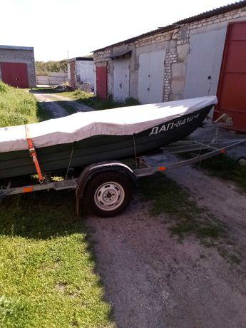 Лодка Колибри RKM 350