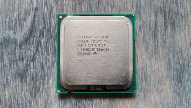 Core2Duo E7400 2.8Ghz