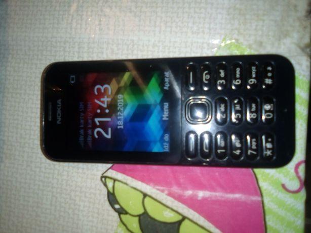 Telefon Nokia 222, na 2 karty SIM