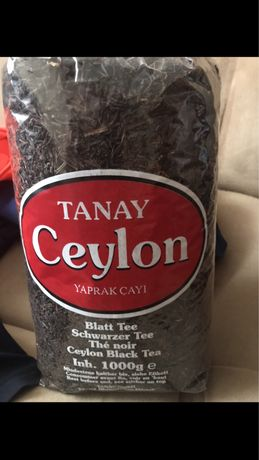 Черный чай 1 кг