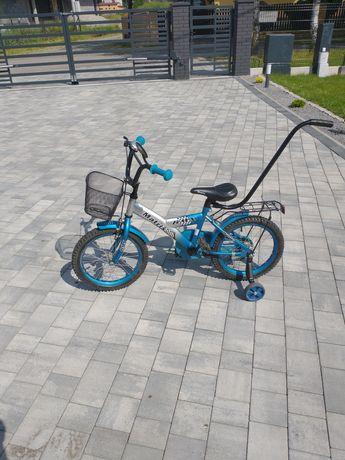 Rower dziecięcy koła 16 cali