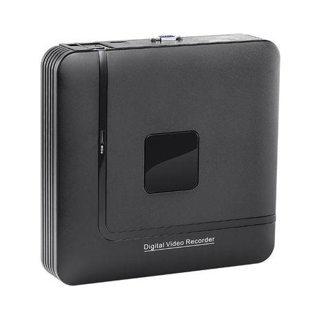 Gravador NVR câmaras de vídeo vigilância ip 4 8 16ch 1080p onvif hdmi