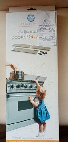 Osłona /zabezpieczenie na kuchenkę