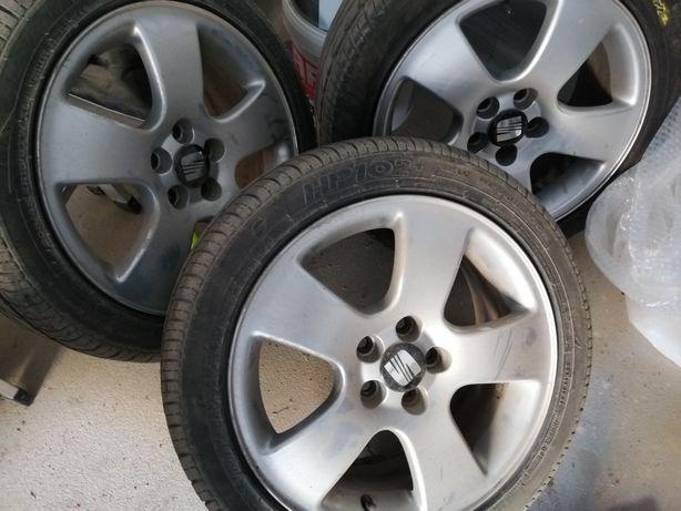 Opony Zeetex HP102 XL plus felgi 16 Seat Ibiza