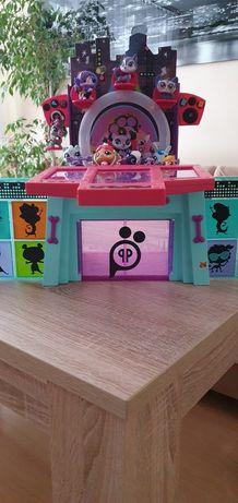 Domek z figurkami dla Pet shopów