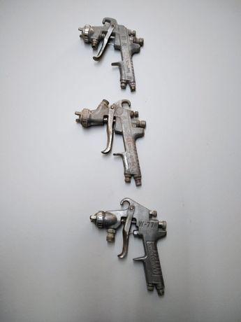 Pistolas de pintura