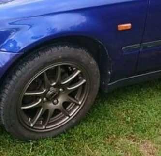 """Felgi aluminiowe Borbet RS 15"""""""
