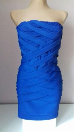 Sukienka bandażowa Sylwester Studniowka