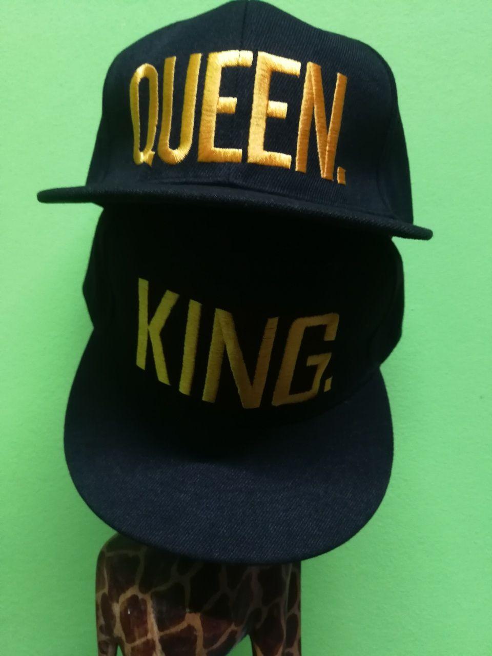 Bonés king/Queen (valor de envio por minha conta)