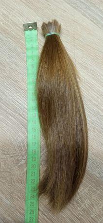 Волосся натуральне, не фарбоване 25 см / Натуральные волосы