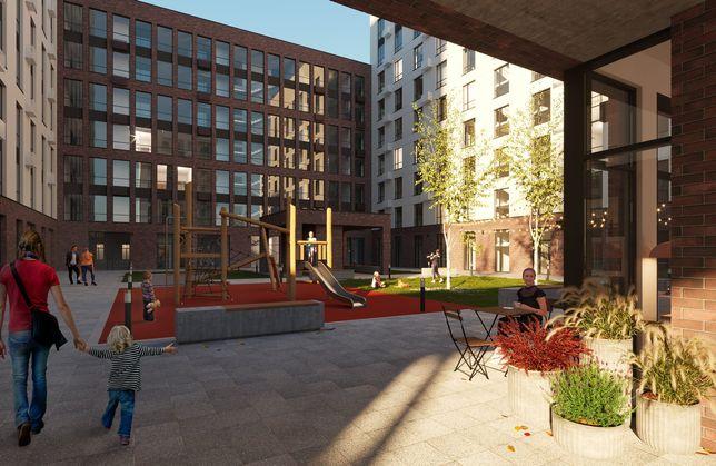 Продається 2-кімнатна квартира 72м2 у новому ЖК на вулиці Стрийській